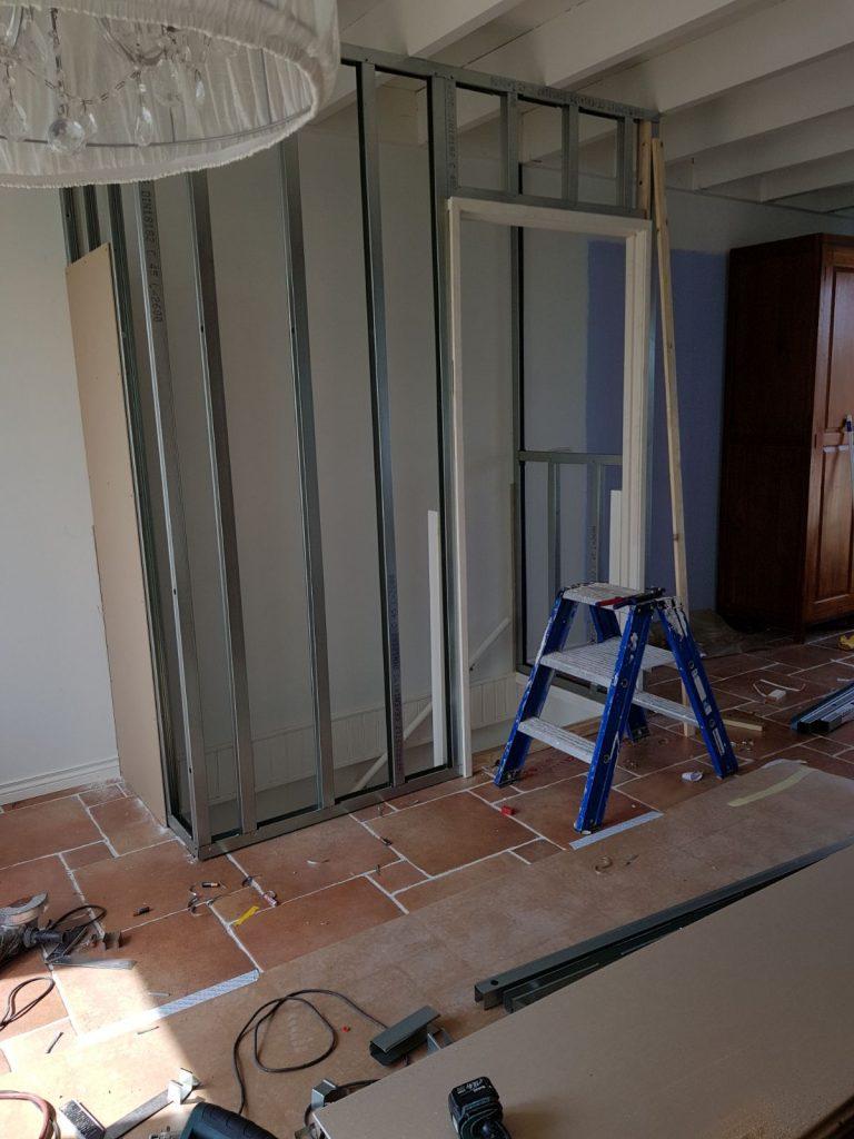 Verbouwing Trapgat