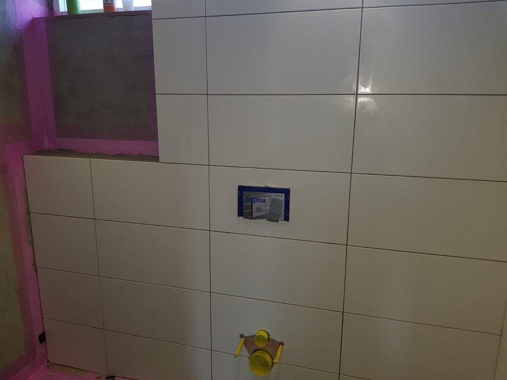 Complete badkamer renovatie